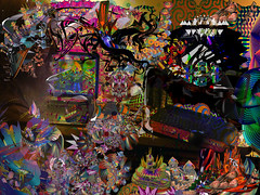 Decreasin da Artist's Indestructible Study for Shimmerin Surface Expression and Context Metamorphosis (virtual friend (zone patcher)) Tags: fractal fractalart fractaldesign 3dart 3dfractals digitalfiles computerart computerdesign digitalart digitaldesign zonepatcher graphicdesign fractalgraphicart psychoactivartzstudio digitalabstract hallucinatoryrealism 3ddigitalimages mathbasedart modernart modernartist contemporaryartist fantasy digitalartwork digitalarts surrealistic surrealartist moderndigitalart surrealdigitalart abstractcontemporary contemporaryabstract contemporaryabstractartist contemporarysurrealism contemporarydigitalartist contemporarydigitalart modernsurrealism abstractsurrealism surrealistartist digitalartimages abstractartists abstractwallart abstractexpressionism abstractartist contemporaryabstractart abstractartwork abstractsurrealist modernabstractart abstractart surrealism manipulated representationalart technoshamanic technoshamanism futuristart lysergicfolkart lysergicabsrtactart colorful cool trippy geometric newmediaart psytrance photomanipulation photoartwork manipulatedimages manipulatedphoto photograph picture photobasedart photoprocessing photomorphing digitalcollages 3dcollages 3dfractalabstractphotographicmanipulation 3dabstractgraphic