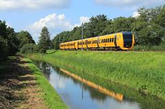 NSR 3444+3434 @ Lierderholthuis (Sicco Dierdorp) Tags: ns nsr reizigers buffel dm90 serie3400 zwolle almelo lierderholthuis laagzuthem heino