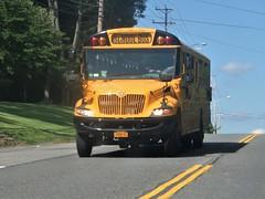 West Point Tours Inc. #392 (ThoseGuys119) Tags: westpointtoursinc schoolbus vailsgateny newburghny newwindsorny icce 2017 new