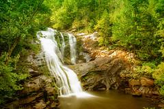 Bald River Falls (cclontz) Tags: bald river falls tennessee tellico plains waterfall water slowwater