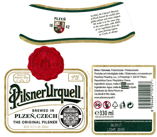 Pilsner Urquell export (Sp-It)