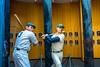 Babe & Ted. (Redbird310) Tags: halloffame cooperstown newyork baseball baberuth tedwilliams yankees redsox