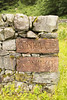 Cairnhead Byre Names (ir0ny) Tags: scotland dumfriesshire cairnhead andygoldsworthy godsworthy art landart arch sandstonearch byre
