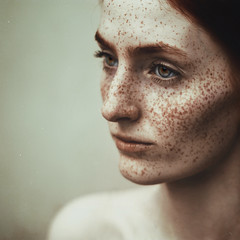 Asia by robertpiosikcom - Every other freckle.  → Follow my work on instagram :)