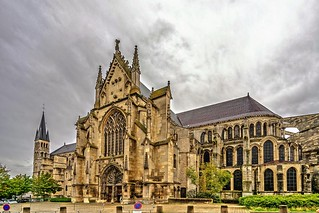 Abbey of Saint Remi in Reims