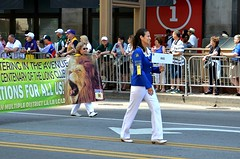 2017 International Parade of Nations (seanbirm) Tags: brazil internationalparadeofnations lionsclub lcicon lions100 lionsclubinternational parades chicago illinois usa statestreet statest weserve