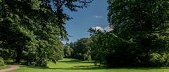 Berner Schloss der Park (p.schmal) Tags: panasonicgx80 hamburg farmsenberne bernerschloss schlosspark