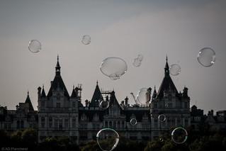 In London's bubble