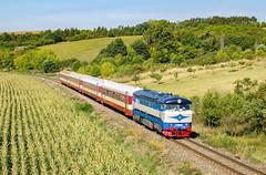 T478.1002, Os 4335, 9.9.2017 by David Novák - fotografie ze světa železnice - Vésky – Popovice u Uherského Hradiště