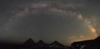 Teton Milky Halo