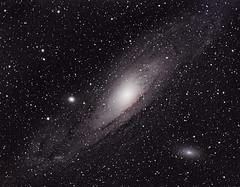 m31 andromeda galaxy qhyccd qhy163c ieq45 pro proed 80mm... (Photo: ip.sebastian on Flickr)