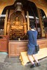 Hangzhou Lingyin Temples 2017-09-08 12.48.53 (walterkolkma) Tags: hangzhou lingyin buddhism temples prayer praying buddhist china religion devotion kneeling religious sonya6300 temple templeofsoulsretreat soul retreat