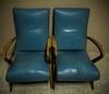 Bauhaus blues (PegaPPP) Tags: assenza chair sedia poltrone decay worn relic bauhaus