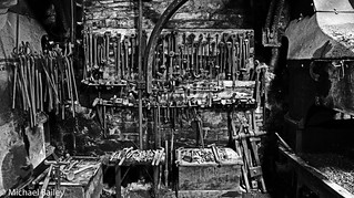 Blacksmiths Shop.