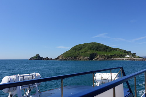 Jethou from the Herm Trident V