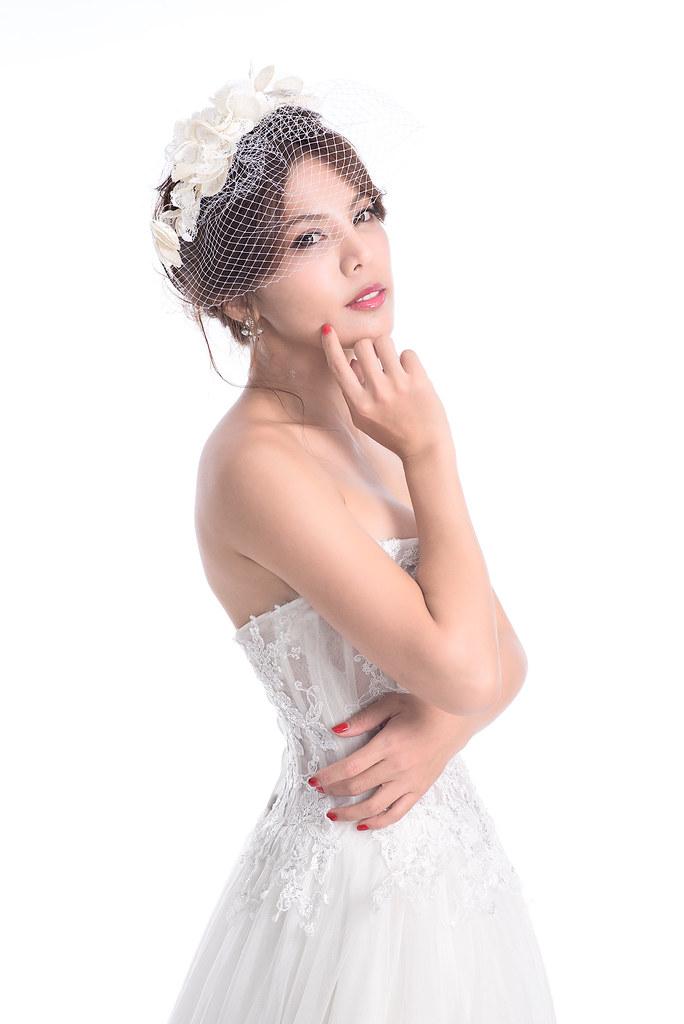[婚紗]Nana|棚拍婚紗