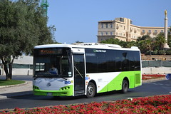 Malta Public Transport BUS010 (Will Swain) Tags: valletta 29th june 2017 malta bus buses transport travel maltese vehicle vehicles county country english island mpt king long public bus010 10 010