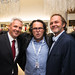 """Jernej Kuntner in Jure Ivanušič, igralca v filmu SLOVENIJA, AVSTRALIJA IN JUTRI VES SVET, režiserja Marka Naberšnika. • <a style=""""font-size:0.8em;"""" href=""""http://www.flickr.com/photos/151251060@N05/37201824325/"""" target=""""_blank"""">View on Flickr</a>"""