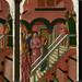 GIOVANNI FRANCESCO DA RIMINI (Attribué),1440-50 - La Vierge montant les degrés du Temple (Louvre) - 0