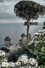 Typical view from Ravello