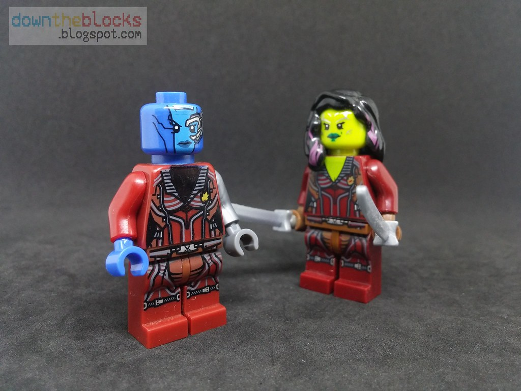 lego marvel gamora - photo #32