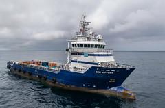 REM Supplier Ten Field (SPMac) Tags: rem supplier psv platform supply vessel oil gas offshore support sea ship ten tullow ghana ut755 ut 755 lm alongside sts
