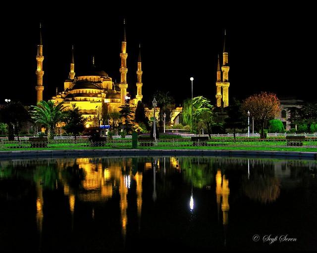İstanbul / Sultan Ahmet Camii
