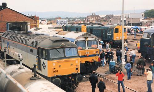 Rail Day