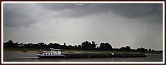 MS EVANTI (rasafo66) Tags: düsseldorf nrw deutschland germany sonyalpha sigma1020 tamron1750 msevanti binnenschiff rheinschiff wolken clouds rhein rhine