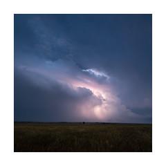 Night Storm (Sandra Herber) Tags: stormchasing oklahmapanhandle texaspanhandle lightning