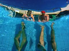 #12 (valeriat13) Tags: streetphotography water pool people below candid underwater colors summer