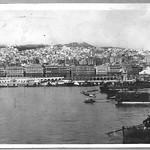 Archiv AL N518 Le Port, Alger, Algier, Algerien, 1950er thumbnail