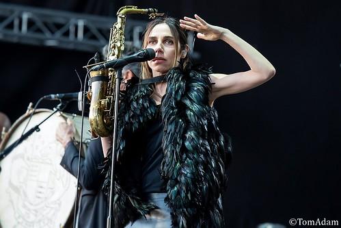 PJ Harvey -  Off Festival 2017