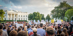 2017.08.13 Charlottesville Candlelight Vigil, Washington, DC USA 8052
