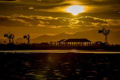 Nas Salinas de Praia Seca - Araruama - Rio de janeiro (mariohowat) Tags: salinasdepraiaseca saquarema praiaseca salinas canon6d canon sunset pôrdosol entardecer araruama natureza riodejaneiro brasil brazil