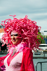 2017_Aug_Pride-530 (jonhaywooduk) Tags: lady galore this is how we drag amsterdam pride 2017 canal boat transvestie
