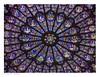 Fenêtre de Rose du nord, Cathédrale Notre-Dame de Paris, circa 1270. (Richard Murrin Art) Tags: fenêtrederosedunord cathédralenotredamedeparis circa1270 richard murrin art photography canon 5d landscape travel images building cool