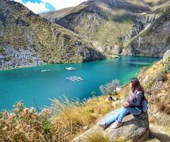 Huancaya (pattyesqga) Tags: huancaya viajera mochilera backpacker landscape lagoon nature naturaleza naturelover waterfall perú southamerica sudamérica travel traveler travelgirl travelblogger