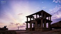 Sunset at Hemakoota, Hampi (joisbc) Tags: hampi hemakoota vijayanagara krishnadevaraya vijayanagaraempire hampe vidyaranya karnataka heritagekarnataka karnatakatourism architecture kannada indianheritage rootsofindia ancientarchitecture