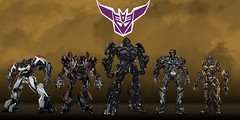 Live Action Stunticons (Barricade24) Tags: transformers live action fan art decepticon stunticon stunticons breakdown dead end motormaster wildrider dragstrip