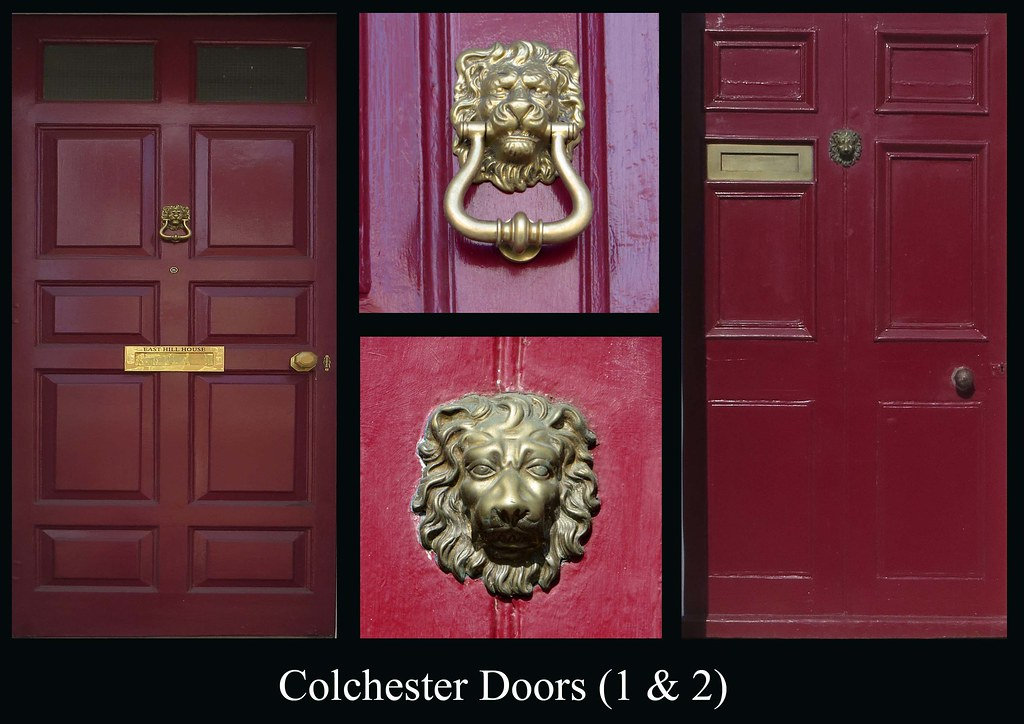 Colchester Door (1 u0026&; 2) (Padski1945) Tags doors door doorsandopenings & The Worldu0027s Best Photos of colchester and doors - Flickr Hive Mind