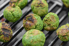 Grilled Falafel (joshbousel) Tags: chickpeas cuisine eat falafel food legume middleeastern