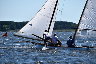 Sailing Log Canoe Races - Governor's Cup 2017