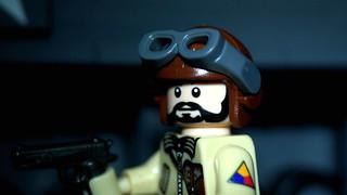 Lego WWII US Tanker
