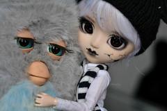 13 (Mientsje) Tags: pullip furby 2005 full custom fc doll obtisu cute dolls groove costumized