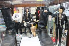 Sid's boots (Big*Al*Davies) Tags: thegreatrockandrollswindle somethingelse myway originalpunk celebrityboots boots punk sexpistols