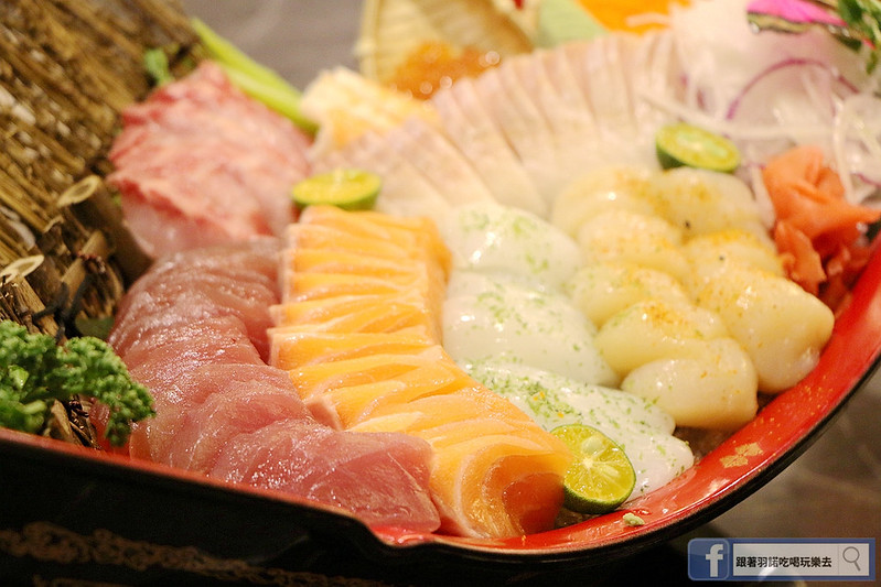 原月日式頂級帝王蟹吃到飽板橋燒烤吃127