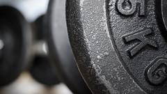 Workout! (Uniquva) Tags: macromondays stayinghealthy