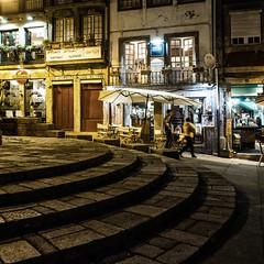PORTO - PORTUGAL (Francisco (PortoPortugal)) Tags: 2072017 20170223fpbo5053 porto portugal unescoworldheritagesite patrimóniodahumanidade centrohistórico historicalcentre praçadaribeira noite night portografiaassociaçãofotográficadoporto franciscooliveira