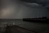 fishing up a storm (stocks photography.) Tags: whitstable photographer photography storm michaelmarsh coast seaside fishing